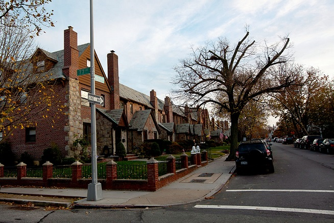 Glendale street view